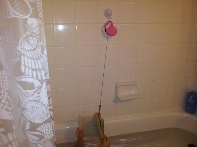 راهکاری برای کسانی که در وان حمام خوابشان می گیرد