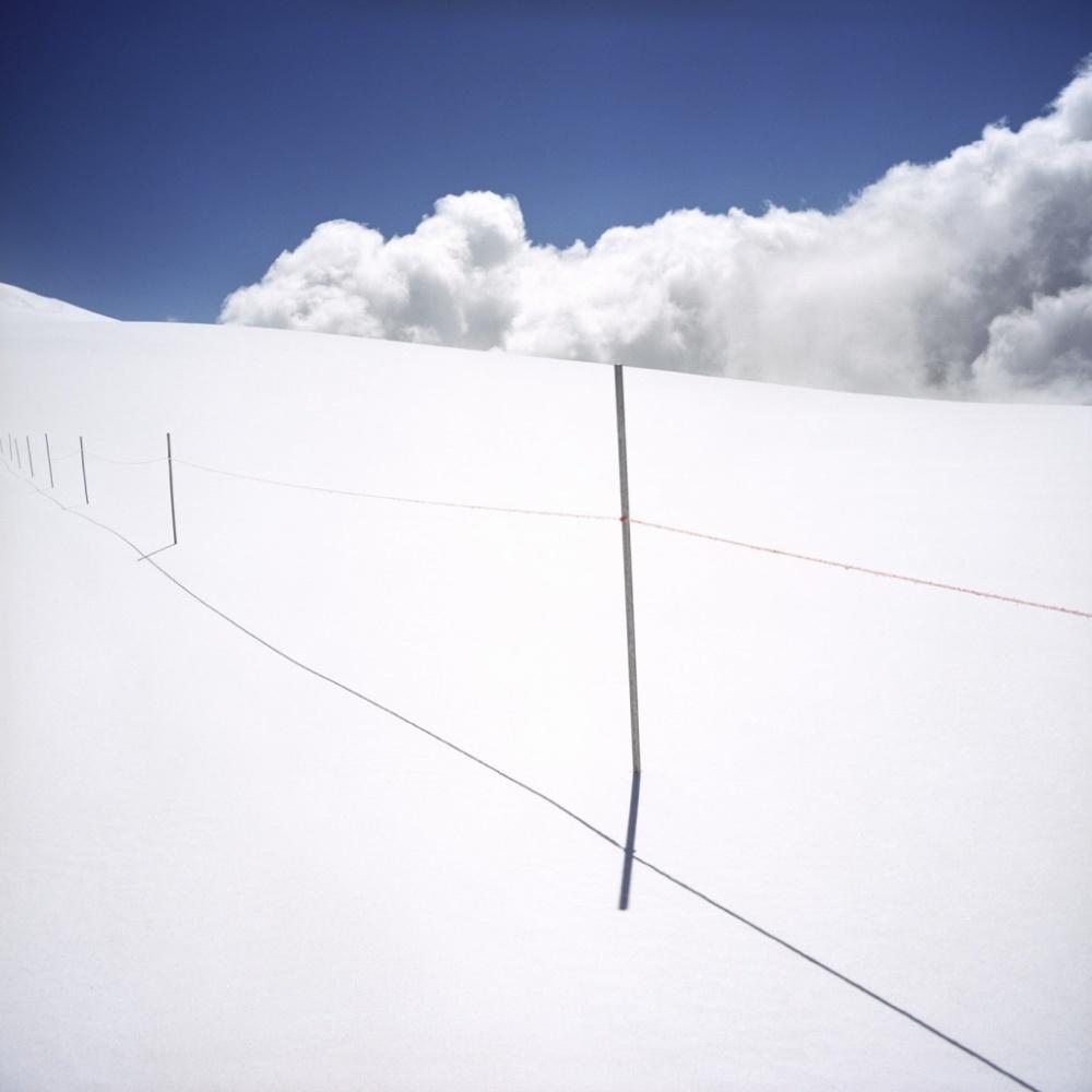 مرز سفید بین ایتالیا و سوئیس