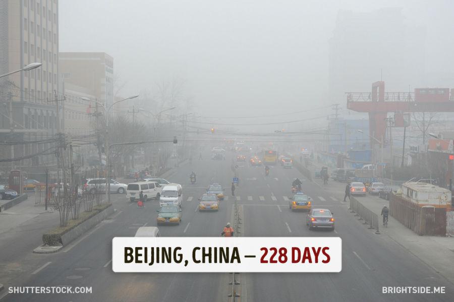 پکن - چین - 228 روز