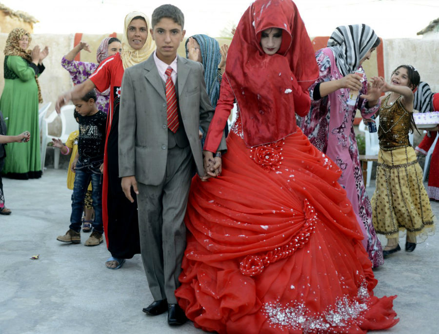 انواع می کردی نگاهی به لباس های عروس در 21 کشور مختلف دنیا - روزیاتو