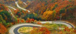 پاییز گردی رویایی در روستا و گردنه حیران