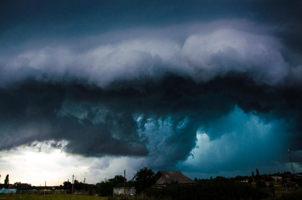طوفان بی نظیر