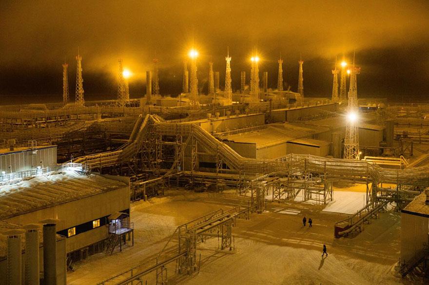 6- گفته می شد که مراحل ساخت و تکمیل نیروگاه گاز طبیعی «بوواننکوف» در روسیه در منطقه یامال پنینسولا بسیار پر هزینه خواهد بود تا اینکه رئیس جمهور پوتین به آن بودجه جدیدی اختصاص داد.