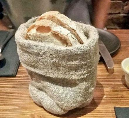 نان در گونی