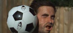 جزئیات برخورد توپ فوتبال با صورت انسان را ۱۱۲۰ مرتبه آهسته تر ببینید [تماشا کنید]