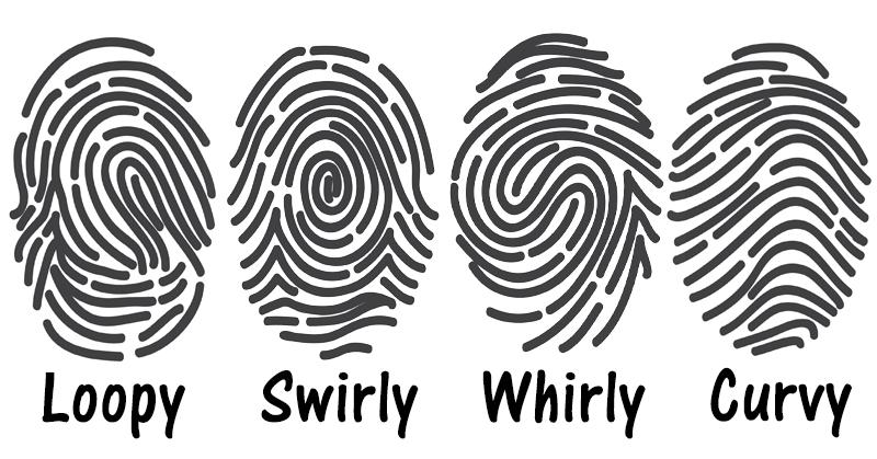 اثر انگشت شما چه رازهایی را در مورد شخصیت تان هویدا می کند؟