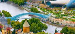 نگاهی به مقصدهای گردشگری در پایتخت رنگارنگ گرجستان