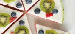 خوشمزه روز: پیتزای میوه ای هندوانه [تماشا کنید]