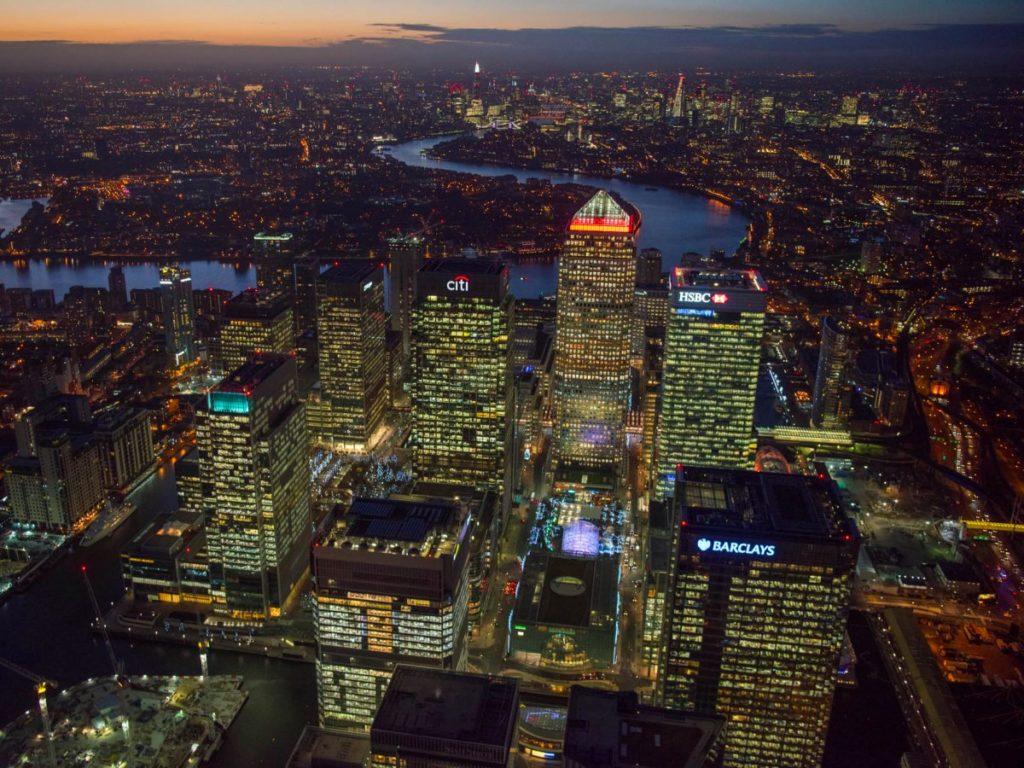 برفراز لندن؛ مجموعه تصاویری دیدنی که زیبایی های پایتخت انگلستان را از نمای بالا به تصویر می کشند