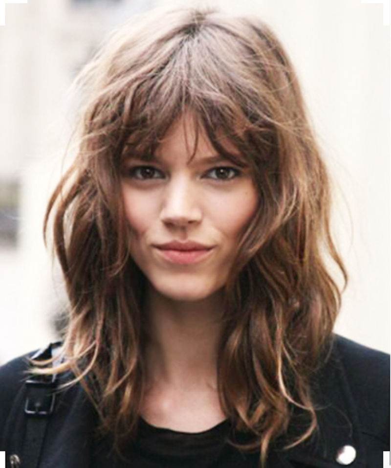 موهای در هم تنیده از جمله مدل های موردعلاقه خانم هاست که بر اساس آمار سایت پینترست، 37 درصد از خانم ها به آن علاقه نشان داده اند.