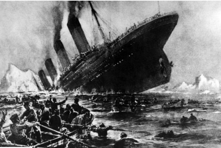 یافته های جدید نشان می دهد که کشتی تایتانیک در اثر آتش سوزی غرق شده نه برخورد با کوه یخ