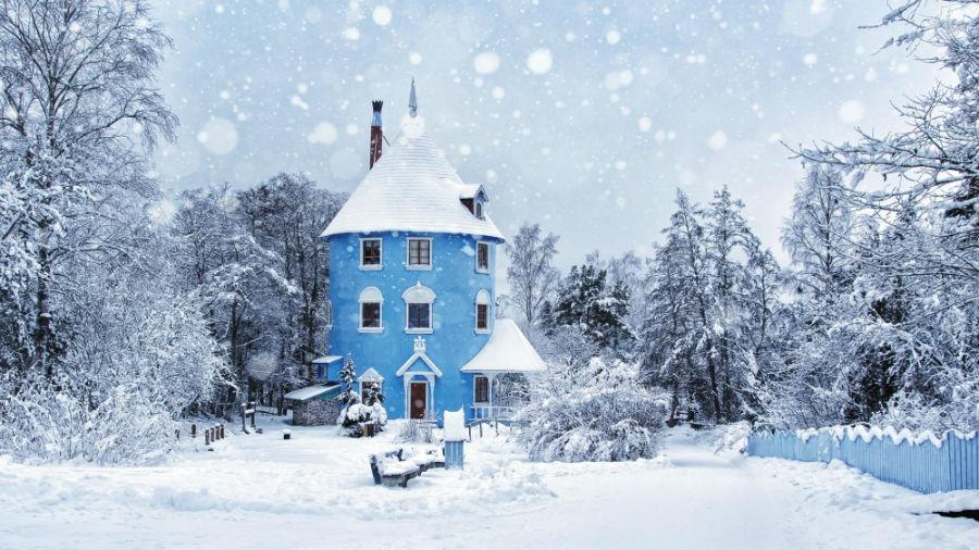 دنیای Moomin - فنلاند