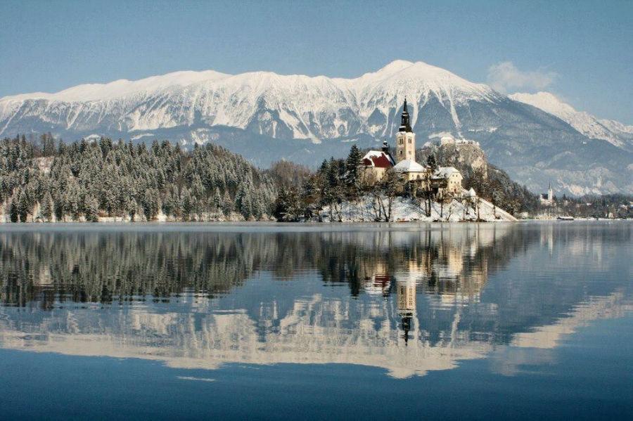 دریاچه بلد - اسلووانی