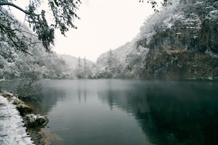 پارک ملی دریاچه پلیتویچه - کروات