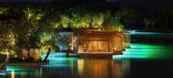 چین، نخستین هتل با اقیانوس خصوصی در جهان را افتتاح کرد