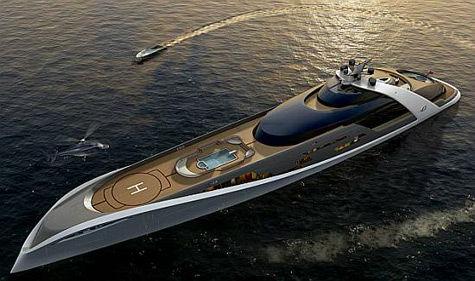۱۰ قایق تفریحی مجلل که هیچ میلیونری نمی تواند از خریدن آن ها چشم پوشی کند