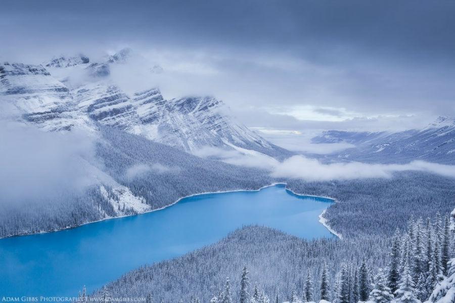 دریاچه پیتو - کانادا