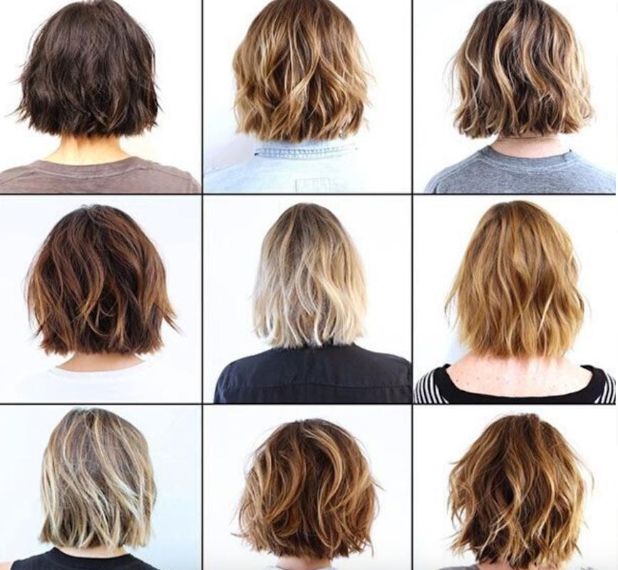 موی کوتاه و موج دار - 68 درصد