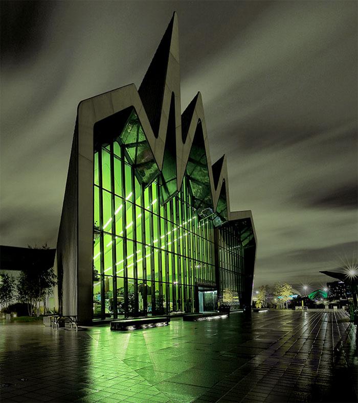 موزه ریورساید - گلاسکو، انگلستان