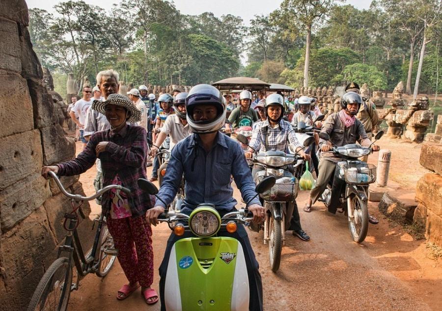 سیم ریپ - کامبوج