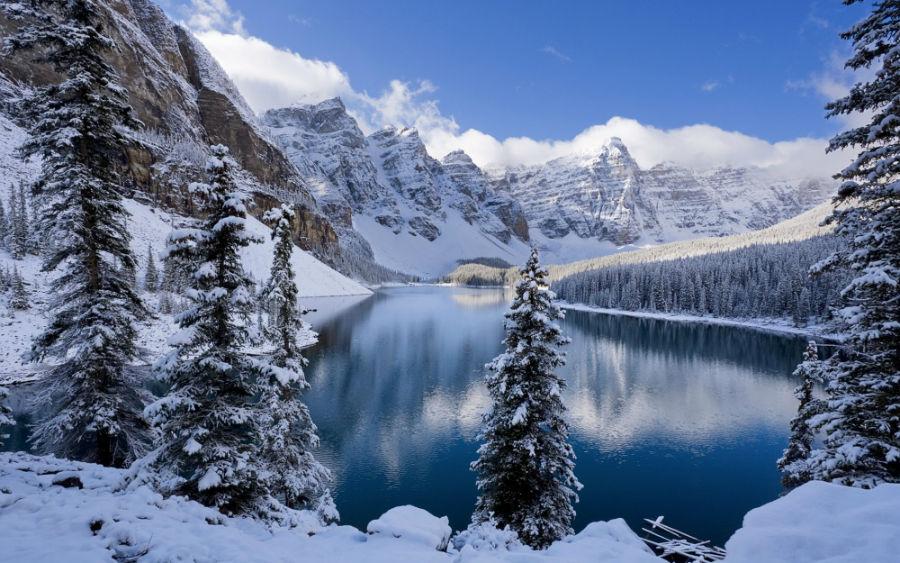 پارک ملی Banff - کانادا