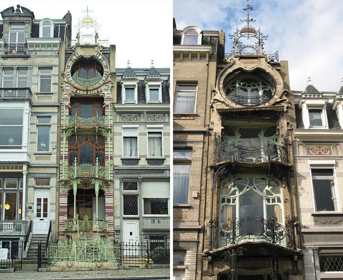 میسون سنت سایر - بروکسل، بلژیک