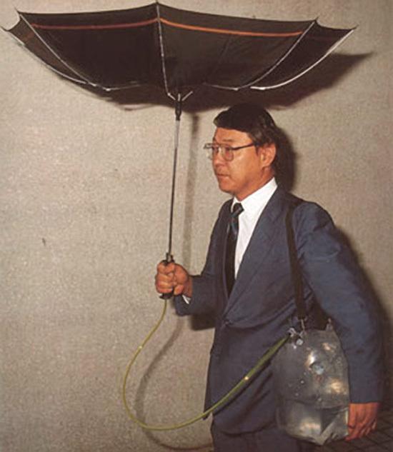 اختراعات خنده دار و عجیب ژاپنی ها