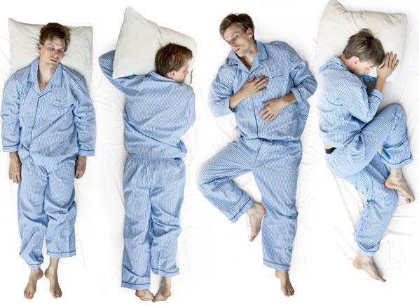 حالت خوابیدن شما چه رازی در مورد شخصیتتان را بازگو می کند؟