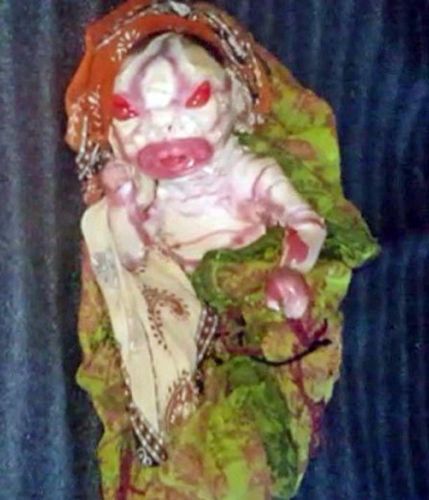 PAY-Strange-alien-baby-born-in-India