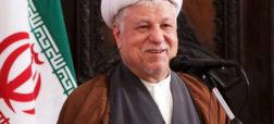 بازتاب گسترده درگذشت آیت الله هاشمی رفسنجانی در اینستاگرام چهره های سرشناس