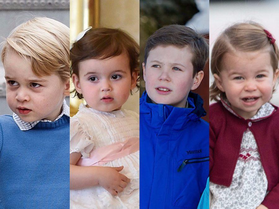کودکان خانواده های سلطنتی که روزی بر کشورشان حمکرانی خواهند کرد - روزیاتو