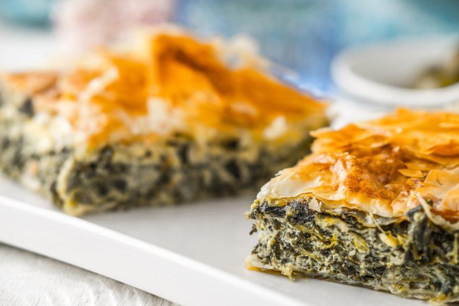 تور نوروزی اروپا | لذیذترین غذاهای یونانی | اسپاناکوپاتیا