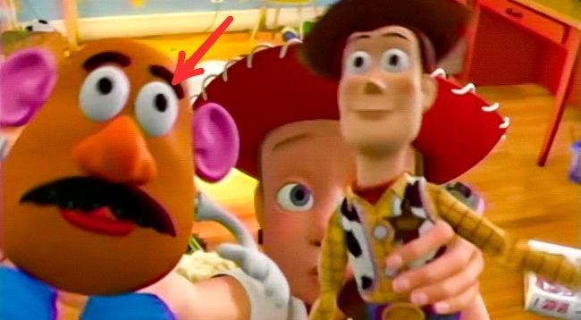 11 اشتباه واضح در انیمیشن های مشهور که کمتر کسی به آن ها توجه کرده است - روزیاتو