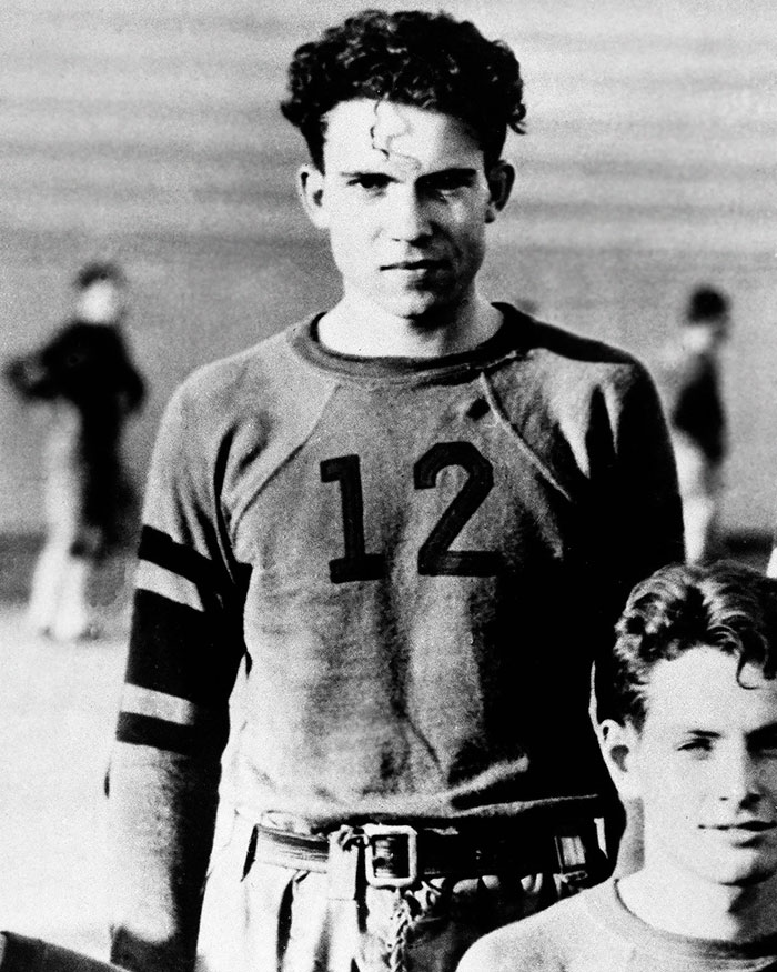 ریچارد نیکسون - 20 سالگی