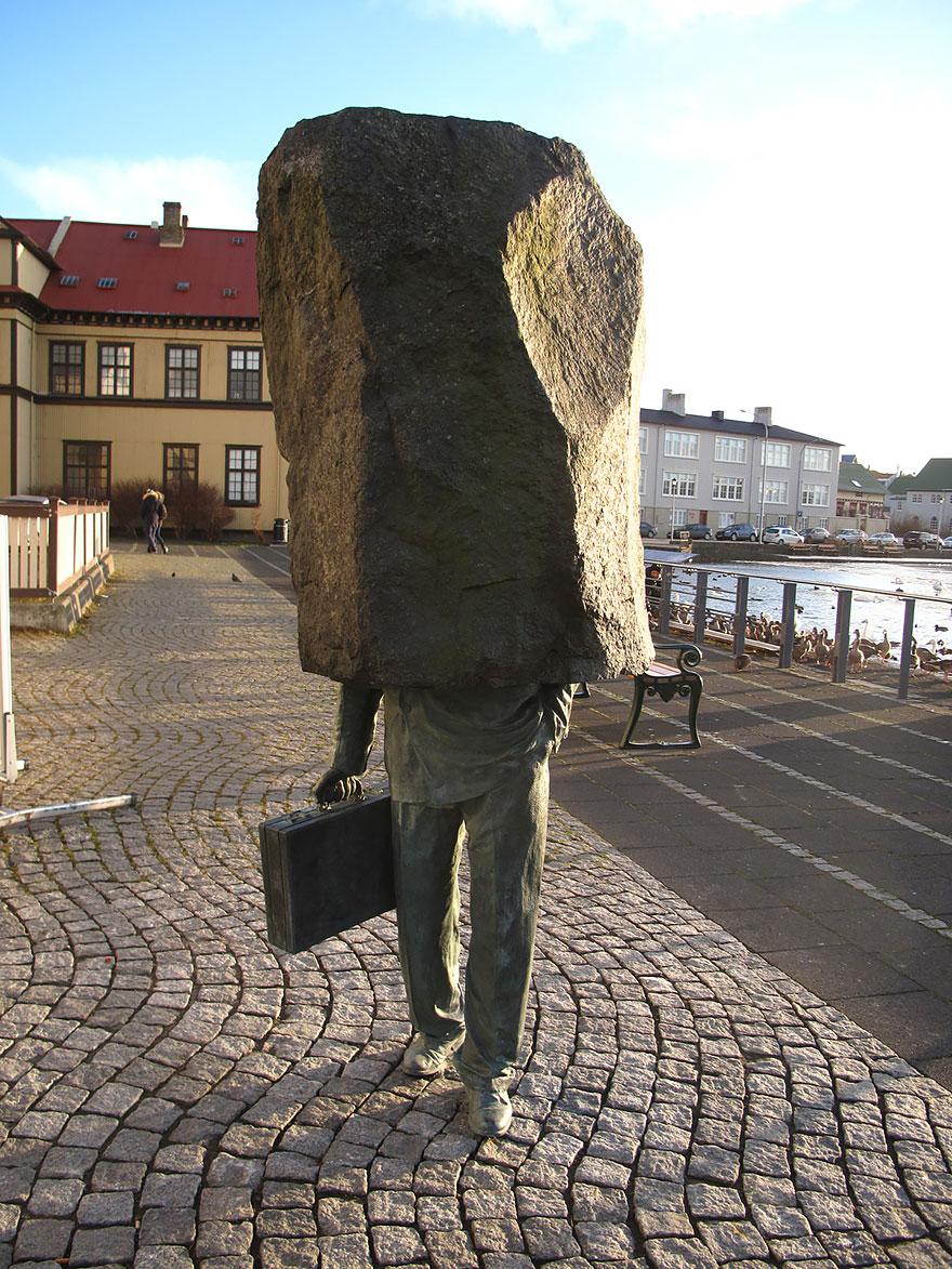 نیروی رسمی ناشناس - Reyjavik - ایسلند