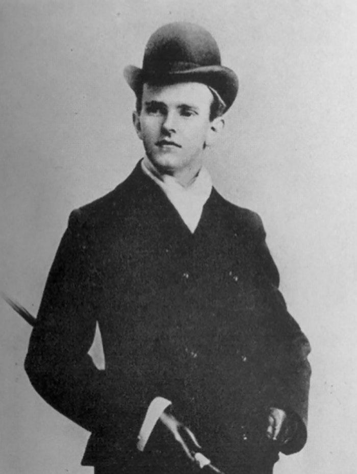 کالوین کولیج - 19 تا 23 سالگی