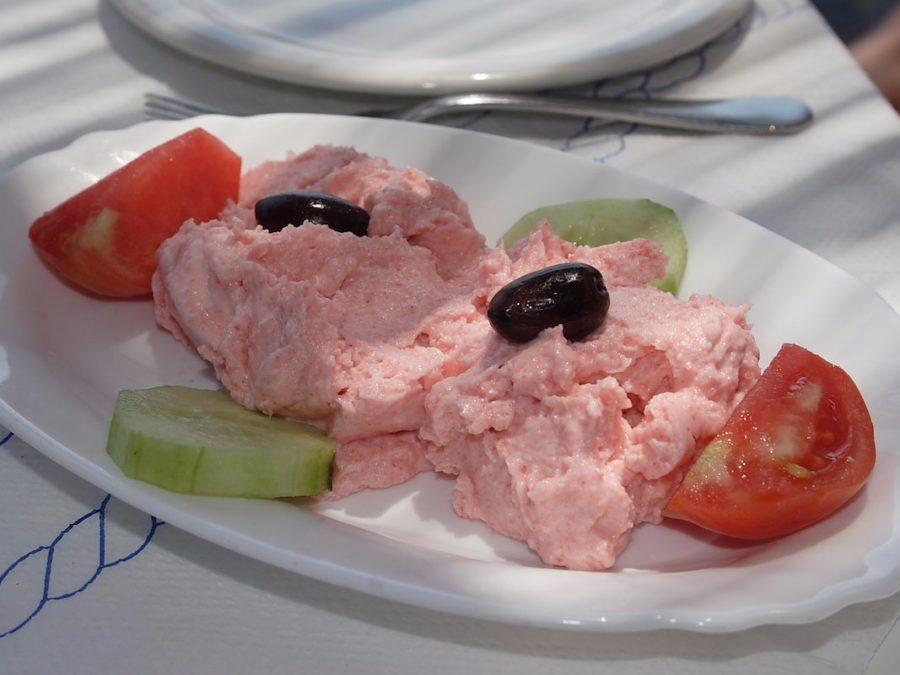 تور نوروزی اروپا | لذیذترین غذاهای یونانی | تاراموسالاتا