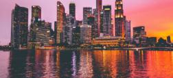 هنرمندی که شهر سنگاپور را در عکس هایی کاملا متفاوت به تصویر در آورده
