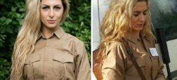 جوانا پالانی؛ دختر مبارز ایرانی الاصلی که داعش برای سر او ۱ میلیون دلار جایزه گذاشته