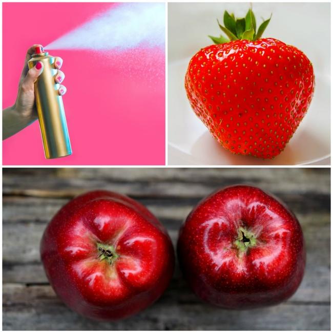 روزیاتو | کلک های تبلیغاتی برای خوراکی ها | میوه های براق