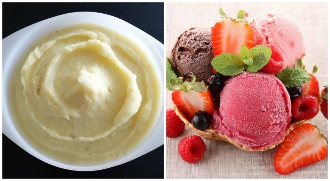 روزیاتو | کلک های تبلیغاتی برای خوراکی ها | بستنی