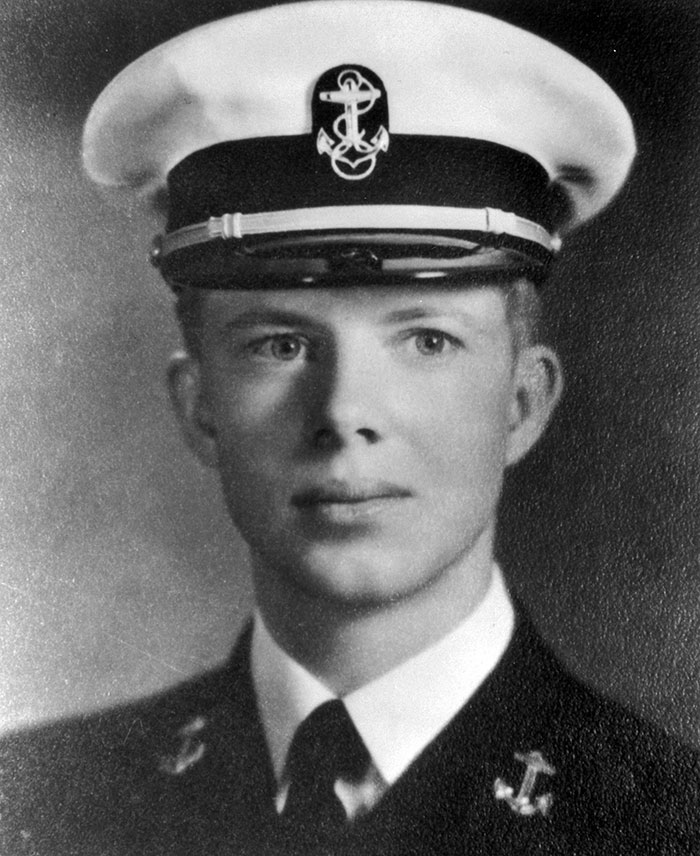 جیمی کارتر - 18 سالگی