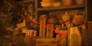 brave-there-are-a-lot-of-pixar-references-in-the-witchs-home-including-a-carving-of-sulley-from-monsters-inc-w750