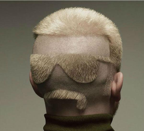 روزیاتو   عجیب ترین مدل موهای جهان