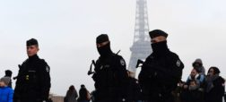 فرانسه برای محافظت از برج ایفل دیوارهای ضد گلوله می سازد