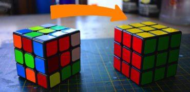 حل کردن مکعب روبیک