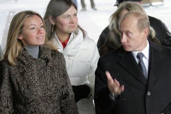 داستان دختران مرموز ولادیمیر پوتین؛ از ژیمناستیک تا مدیریت شرکت های بزرگ نفتی روسیه - روزیاتو