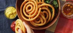 خوشمزه روز: سیب زمینی مارپیچی [تماشا کنید]