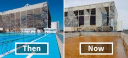 نگاهی به سرنوشت غم انگیز ورزشگاه های برگزاری مسابقات المپیک ریودوژانیرو ۶ ماه بعد از پایان رقابت ها