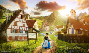 rossi-took-photos-of-nellee-inside-a-studio-and-then-used-photoshop-to-create-the-beauty-and-the-beast-inspired-backdrops-w900-h600